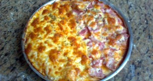 Férias, Master Chef e, de onde menos se espera, vem o prazer: a pizza da Condessa!