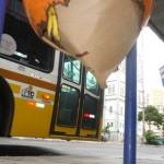 POUCA VERGONHA: colocar lixeiras nas ruas não podes, né Fortunati?