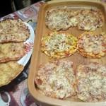 Pizza de pastel