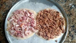 bacon e sardinha
