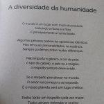 A Diversidade da Humanidade (Clarissa Escosteguy)